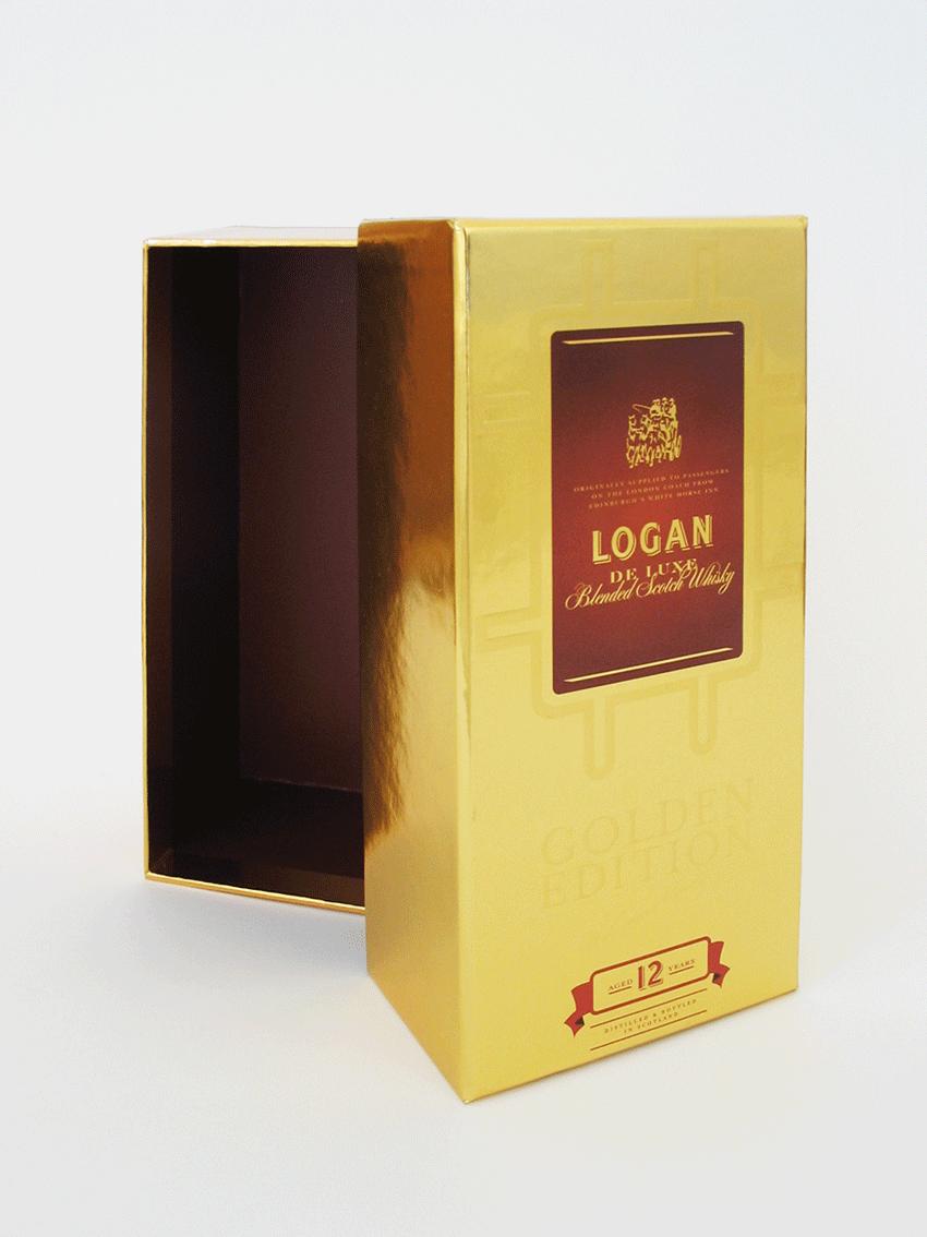 UV Artes Gráficas - caixa-de-whisky-logan