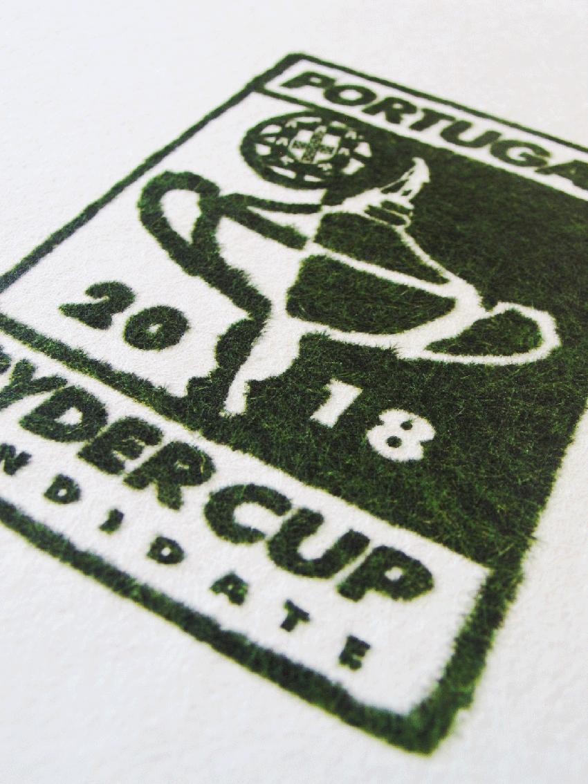 UV Artes Gráficas - Capa de Livro Ryder Cup