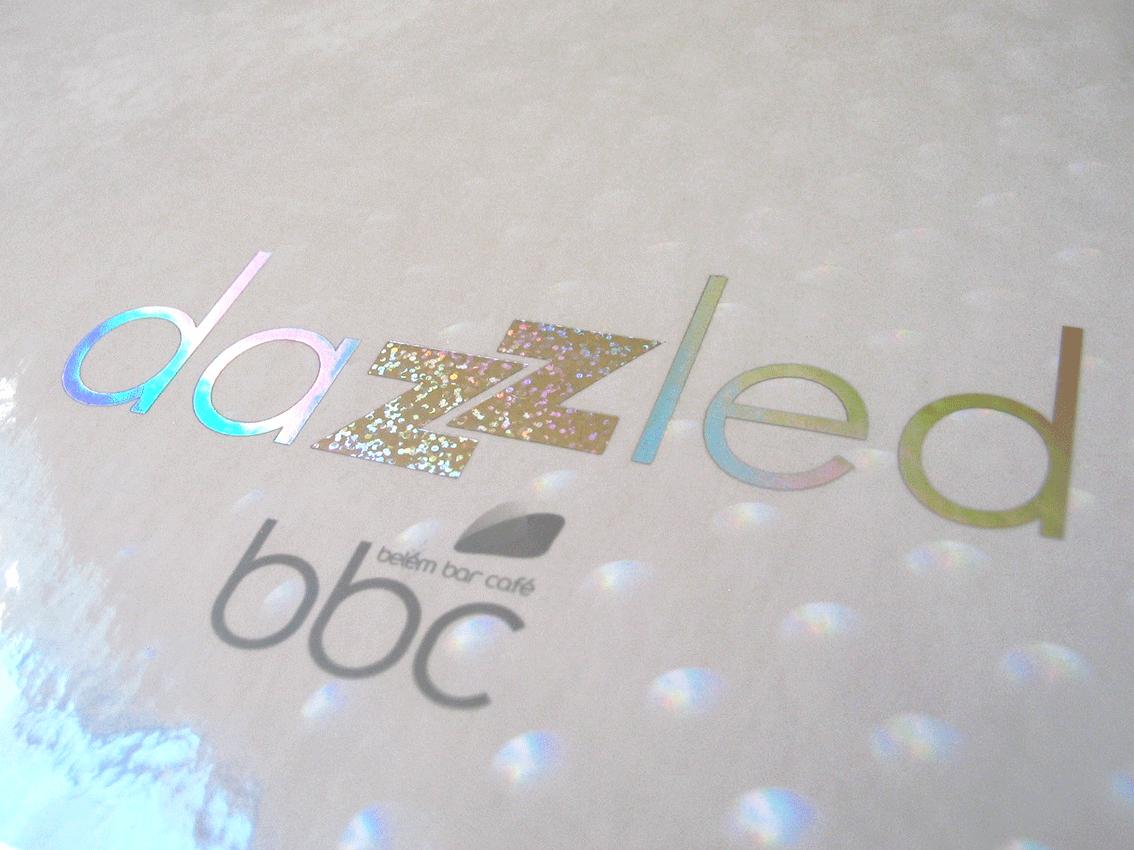 UV Artes Gráficas - Ementa BBC_detalhe
