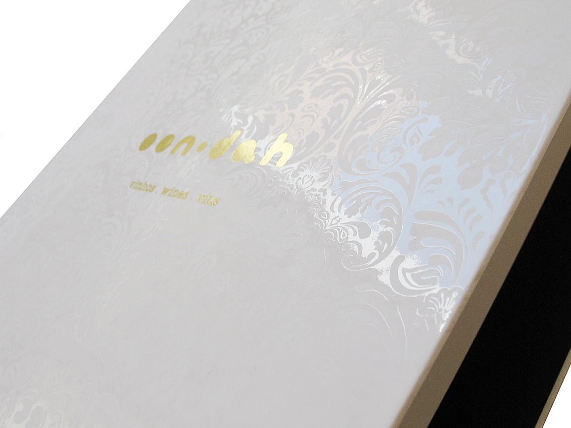 UV Artes Gráficas - Ementa Oondah_Detalhe_2