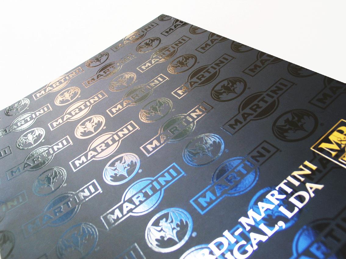 UV Artes Gráficas_Capa de Livro Martini