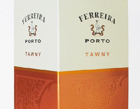 Caixa de Vinho do Porto Ferreira Tawny
